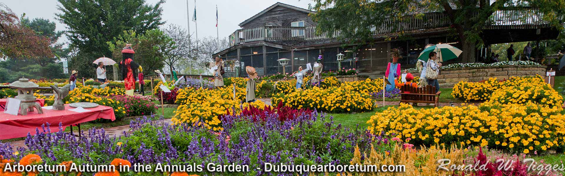 Gardens fans and friends of the dubuque arboretum - Dubuque arboretum and botanical gardens ...